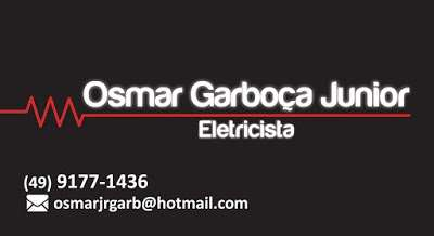 Osmar Garboça Junior - Eletricista
